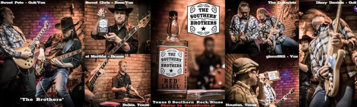 The Southern Brothers - Tribute to ZZ-Top i Southern Rock 15.11