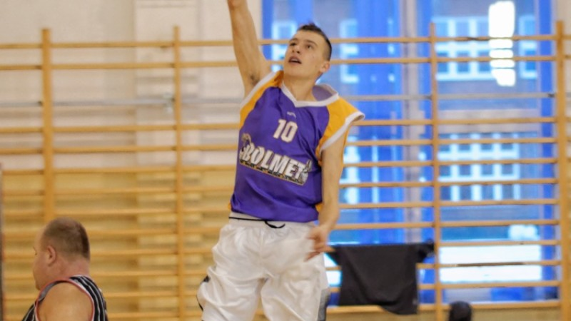 TALK Tczew: BOLMET : BASKET TEAM 68:42